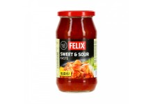 Sweet and sour ananassiga500g Felix