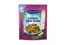 Chicken Thai Wok maitseainesegu 30g