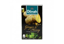 Must tee Ginger&Honey 20*1,5g Dilmah